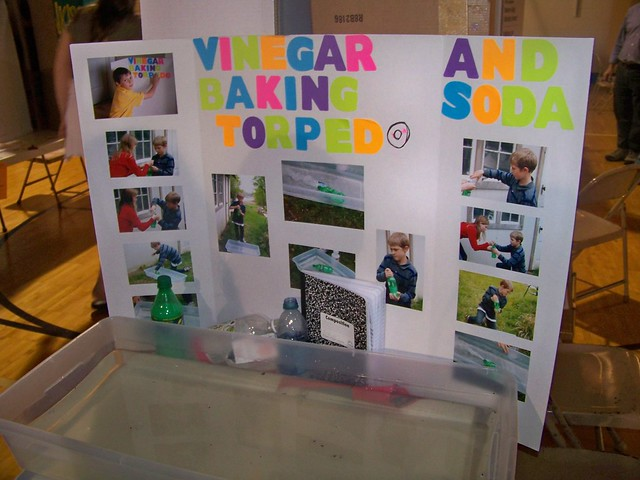Science Fair Project Soda Fizz http://www.flickr.com/photos/sheriffdan/7104029697/