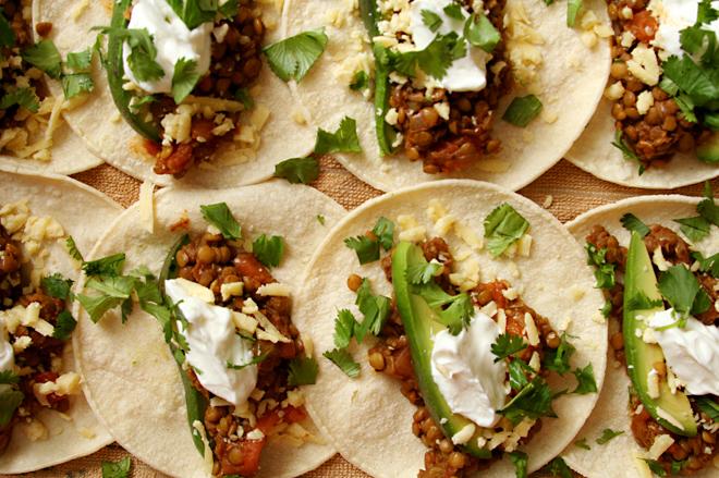 lentil tacos 7