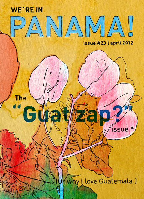 We´re in Panama, issue 23