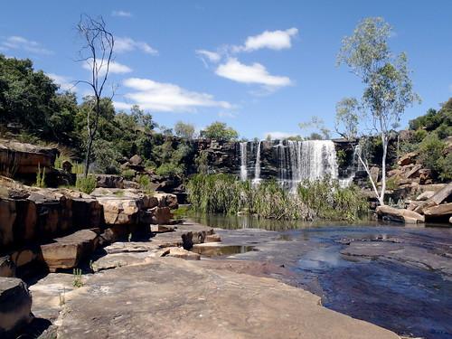 Bango Creek Falls - Kimberley Region