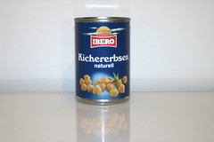 06 - Zutat Kichererbsen / Ingredient chickpeas