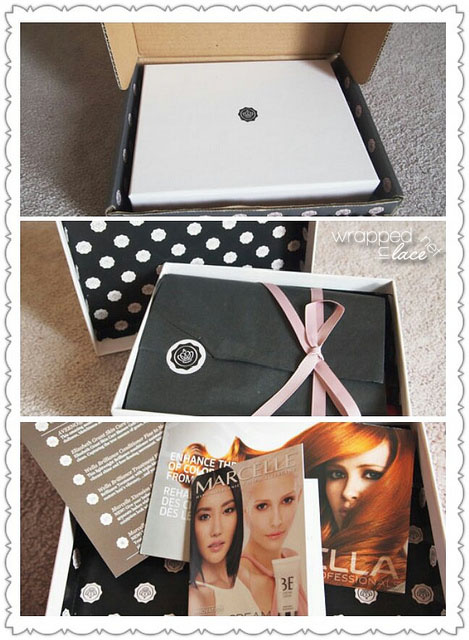 GlossyBox Canada April 2012 Unboxing