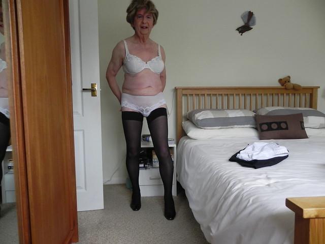 grandma sex in girdle