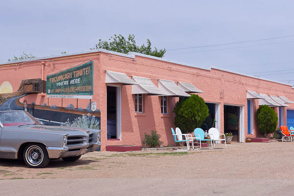Tucumcari Tonite - Historic Route 66