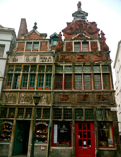 Temmerman's candy shop, Ghent