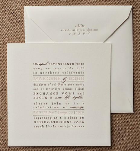 Different Wedding Invitation Wording : Unique Wording for Wedding Invitations Happy Penguin Press