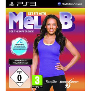 Get Fit with Mel B_PS3