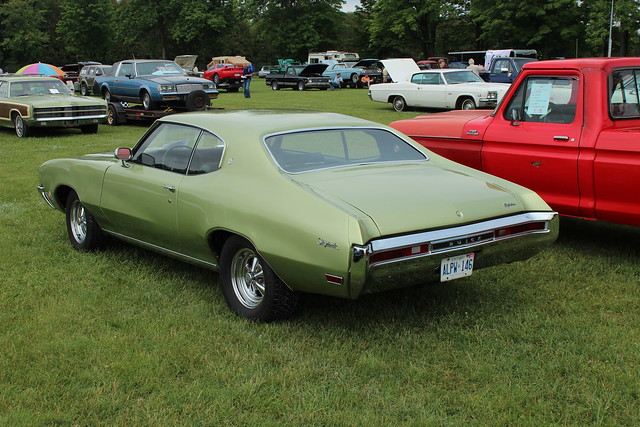 1970 Buick Skylark Custom hardtop | Flickr - Photo Sharing!