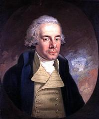 <p>William Wilberforce, Brits parlementarier en abolitionist (1759-1833). Van grote invloed op Wolbers. Afbeelding: Wikipedia.</p>