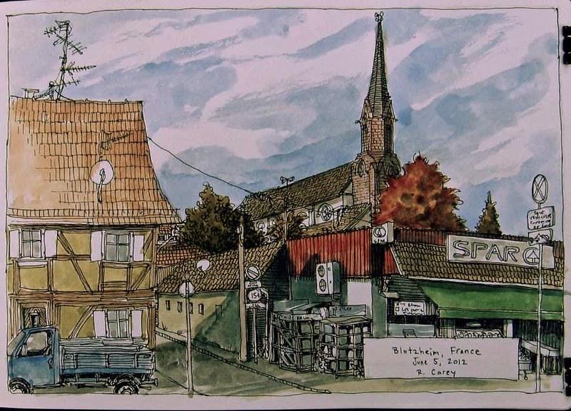 Blotzheim, France