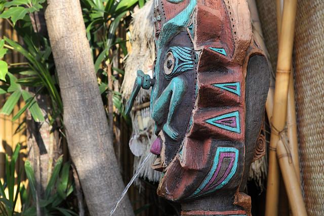 Maui's Face
