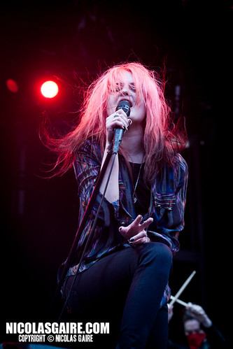 The Kills @ Stade de France - Paris | 12.05.2012