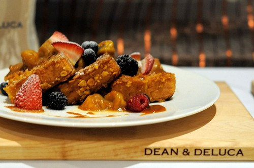 Banana Salted Caramel & French Toasted Brioche @ Dean & DeLuca Singapore