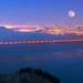 San Francisco Super Moon by Stephen Oachs (ApertureAcademy.com)