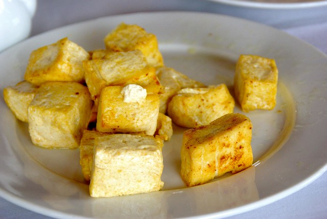 Tofu on Halong Bay