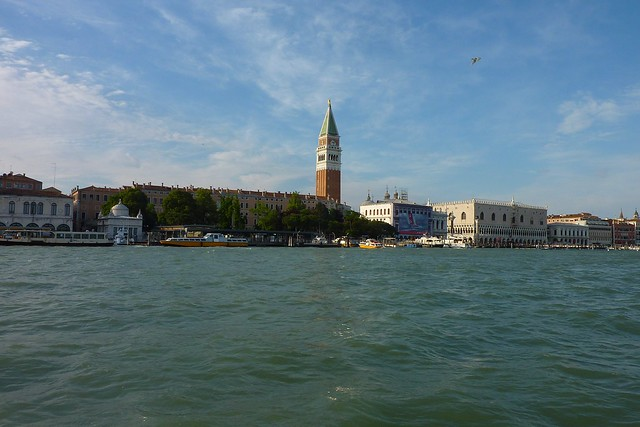 011 - Entrando en Venecia