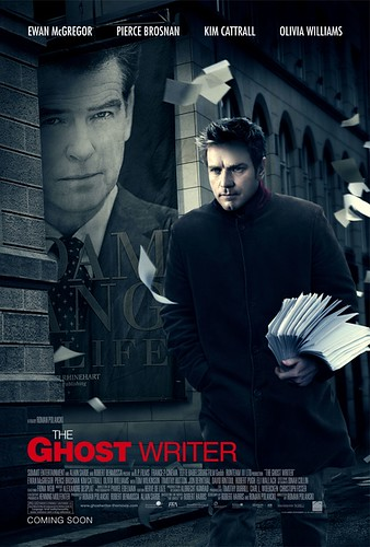 影子写手 The Ghost Writer(2010)