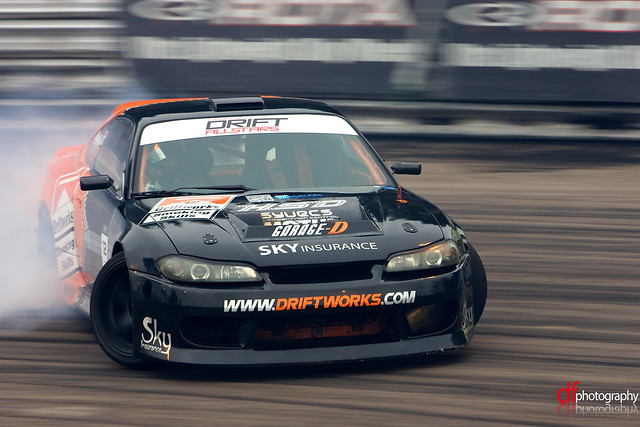 Drift Allstars - Rnd1 - Birmingham Wheels