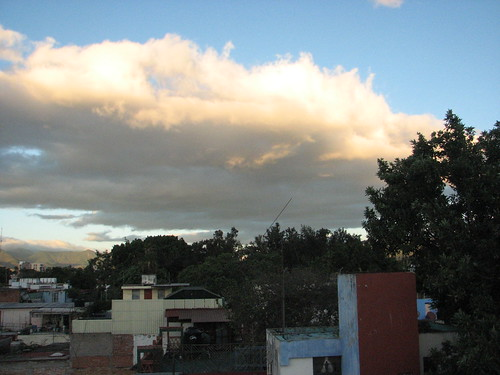Beautiful Cloud @ Oaxaca 05.2012
