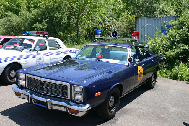Connecticut State Police Cars – Billy Knight