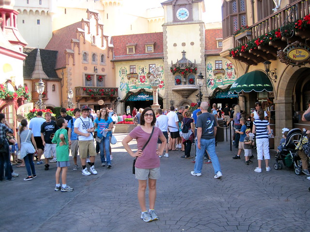 Little Germany, Disney World Orlando