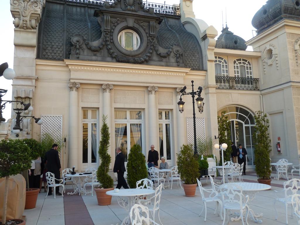 Terraza Del Casino De Madrid Ver Artículo En Mi Blog En En