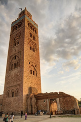 Marrakesh, MoroccoMosque, Marrakesh, Morocco