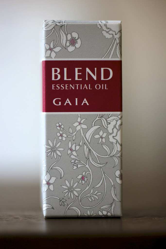 GAIA Blended Essential Oil