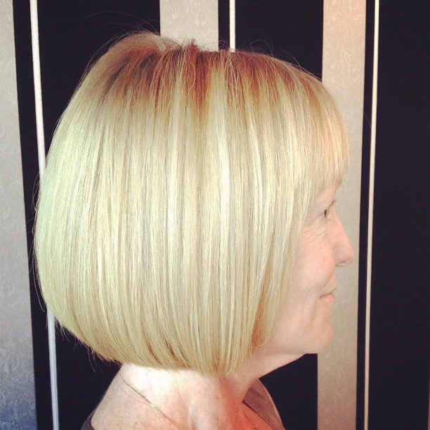 Gorgeous Vidal Sassoon Bob G Michael Salon Noblesville