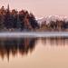 A Pretty Little Lake by the Sea by Michael Riffle