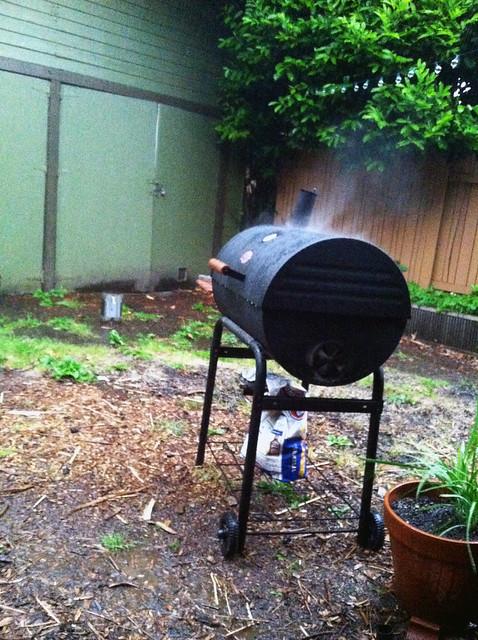 Rainy Grill