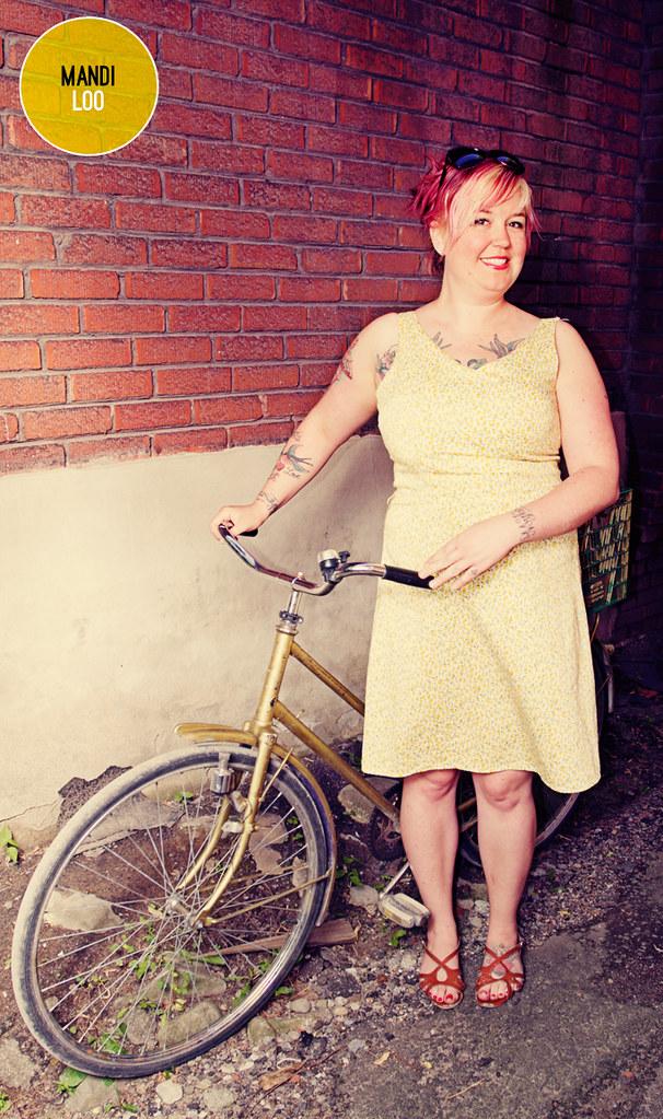 Mandi Lunan -Ottawa Velo Vogue