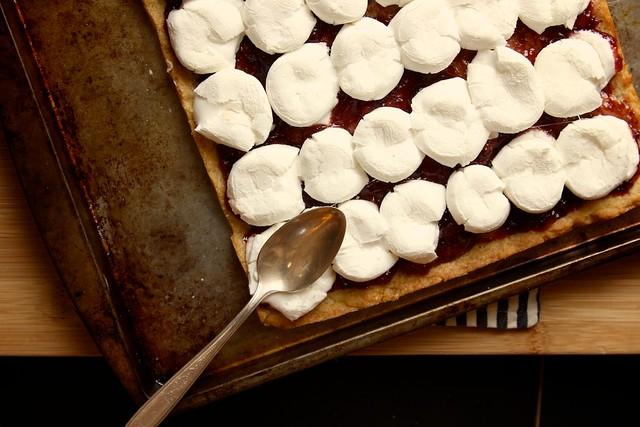 Toasted Marshmallow Squares | Joy the Baker