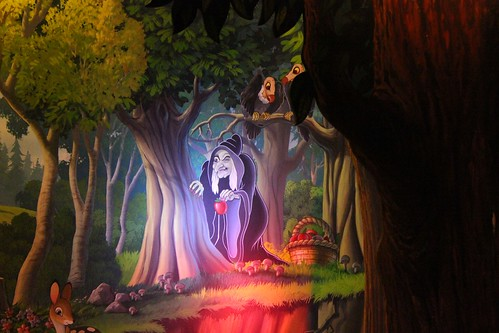 Snow White's Scary Adventures