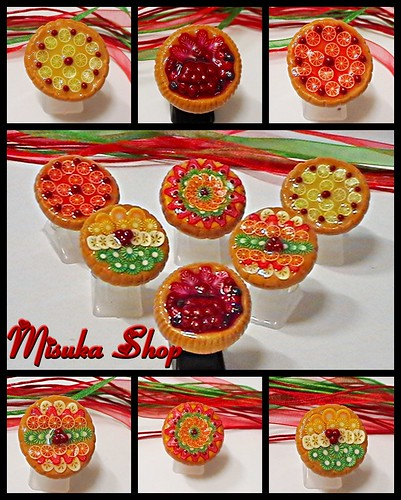 Colección Tartaletas De Frutas