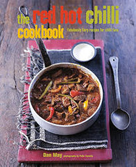 Red Hot Chilli Cookbook cover