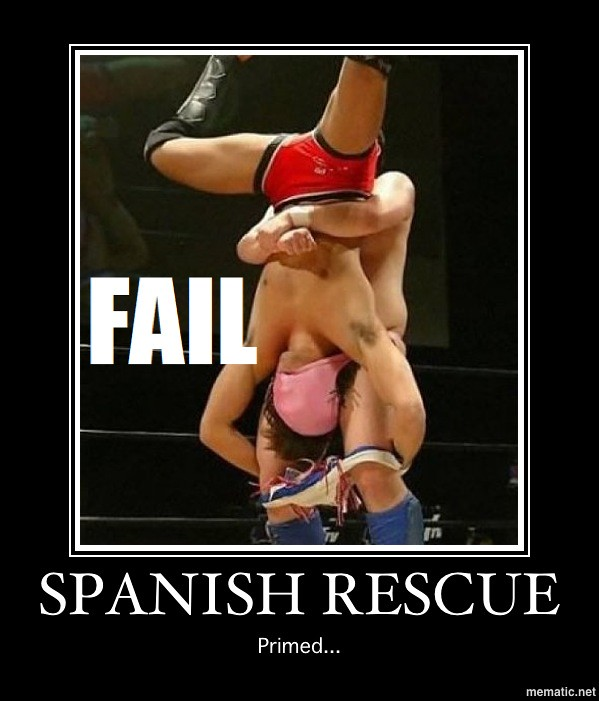THE SPANISH RESCUE REVEALED