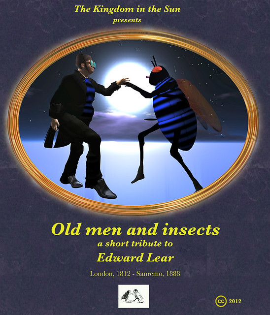 Old men and insects