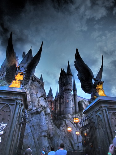 Universal's Islands of Adventure - The Wizarding World of Harry Potter