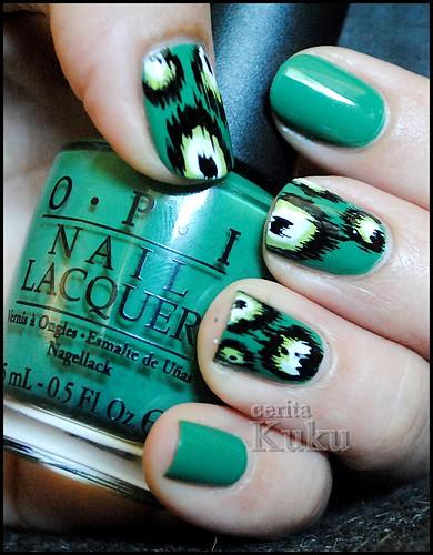 green ikat (4)