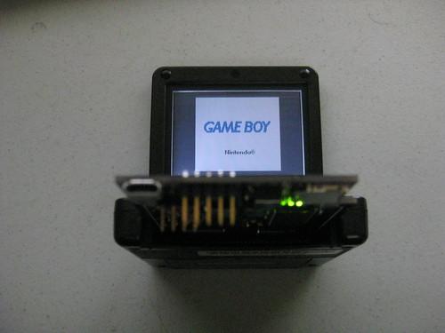 GBCart: Nintendo logo