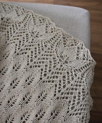 Baby Blanket - edge