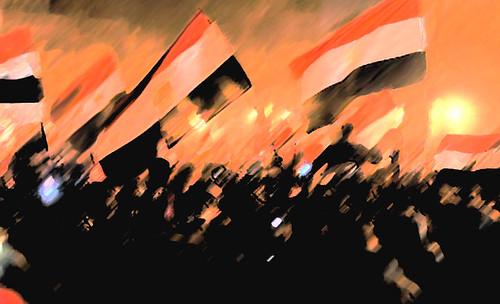 Tahrir Flags