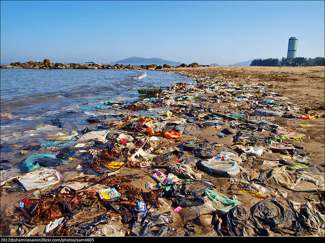 Pantai Likas, Kota Kinabalu: Forever and ever Rubish Dump Site