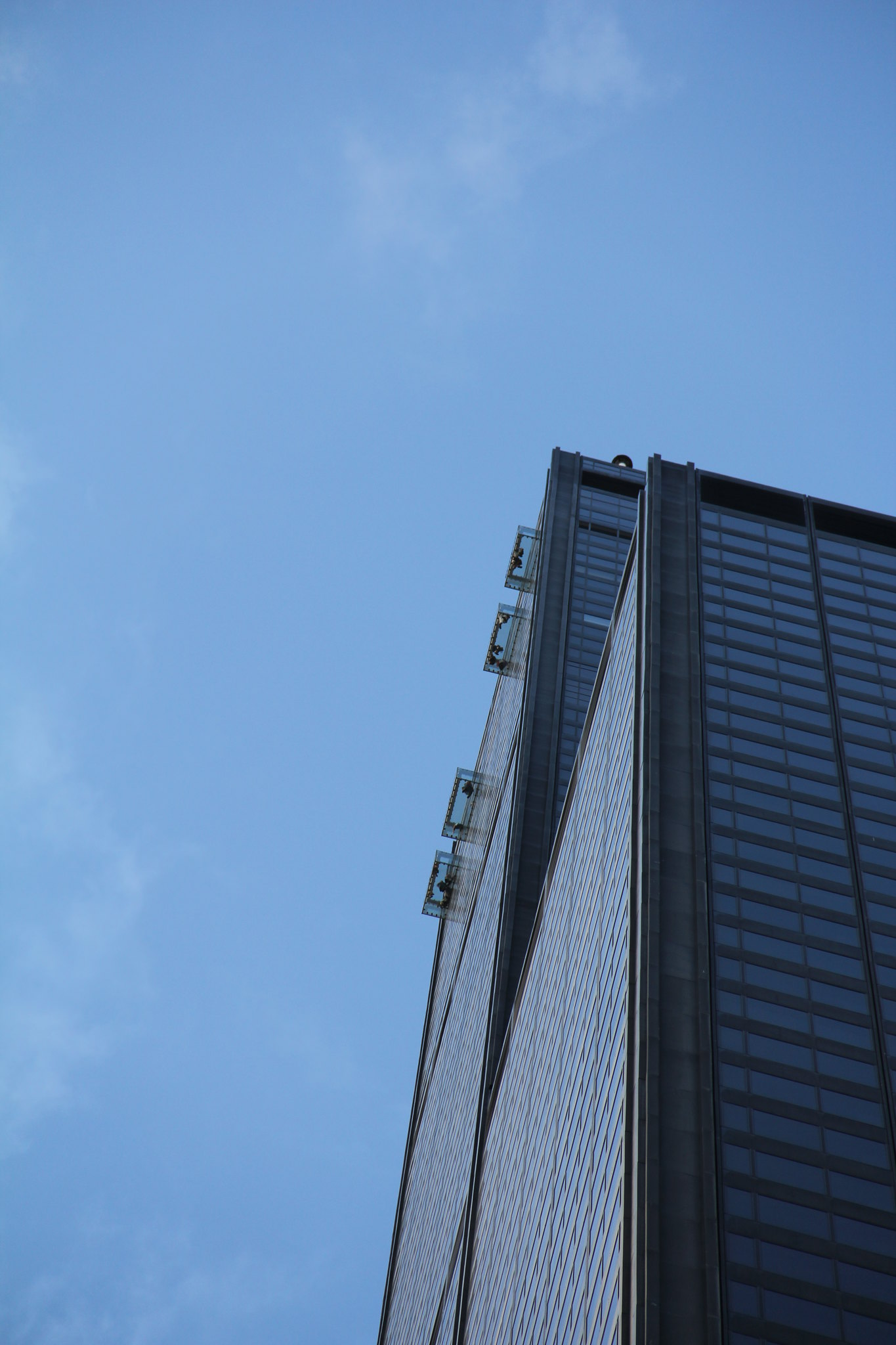 Willis Tower exterior 6 | Willis Tower Location: 233 South ... Bruce Willis Tower