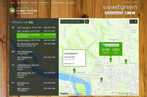 Building A Social Store Locator Mapbox