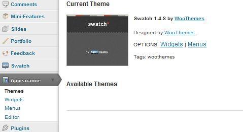 Como instalar un tema en wordpress sobre hosting gratis AwardSpace ...