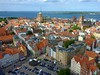 Stralsund, an old city of the hanseatic league, Germany (Unesco world heritage) by Frans.Sellies
