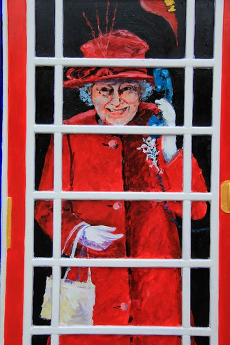 BT Artbox - Ring-a-Royal-Phonebox