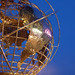 Columbus Circle / Trump Globe by Eric Rice